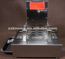 36 kg/hour 304 SS chocolate chip shaving machine,Chocolate Slicer