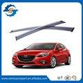 4 Pcs Window Visor Wind Deflector Sun Rain Guard Defletor For Mazda 3 Axela