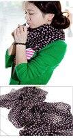 cores женщины Pen сердца любовь если длинные шарфы весной и летом одетый ди 70*160 см бесплатная доставка