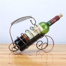 Европейский стиль держатель вина творческие украшения