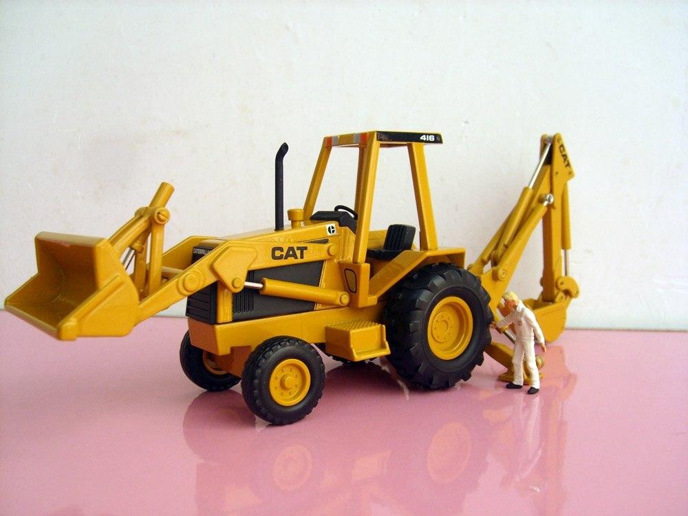 NORSCOT 55271 1:50 кошка 416 экскаватор игрушка погрузчик