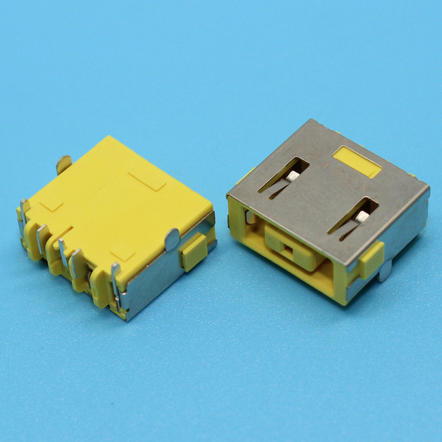 5X Brand New Power DC IN Jack,DC Power Jack Connector for Lenovo Yoga 11 13 and other super-DC Jack Without cable