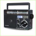 Portátil FM/MW/SW rádio leitor de disco Panda T09 multi-funcional rádio apoio TF cartão apoio TF/U disco/SD/no rádio