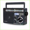 Portátil FM/MW/SW radio Panda reproductor de disco T09 multifuncional radio de la ayuda TF tarjeta de apoyo TF/U disco/SD/en el radio