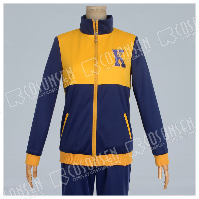 COSPLAYONSEN Slam Dunk Kainan University Affiliated High School Nobunaga Kiyota Cosplay Costume Sport Uniform