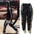 PALACIO Monopatín Pantalones de Los Hombres de Las Mujeres 100% Algodón Pantalones Basculador Casual Pantalones Deportivos Casual Hip Hop PALACIO Palacio Hombre Pantalones Pantalones