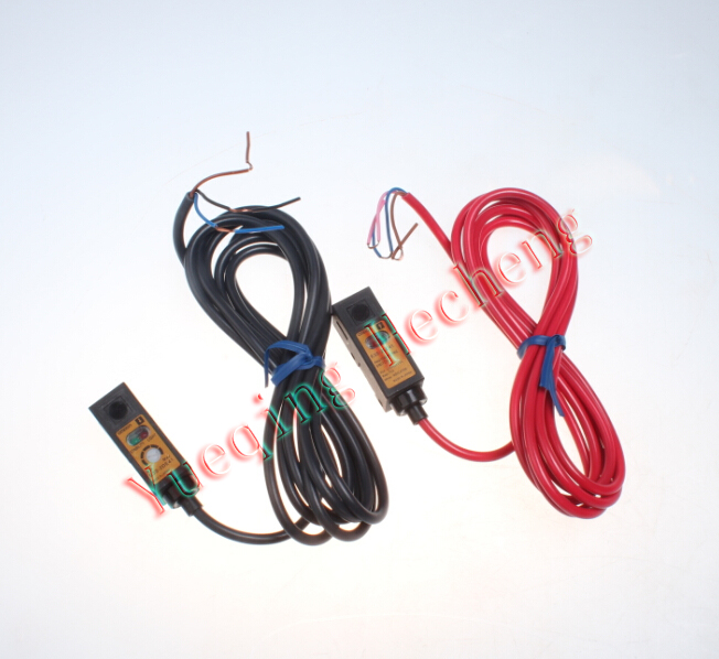 New Photoelectric Switch Sensor E3S-2E41 E3S2E41 12-24VDC  цены