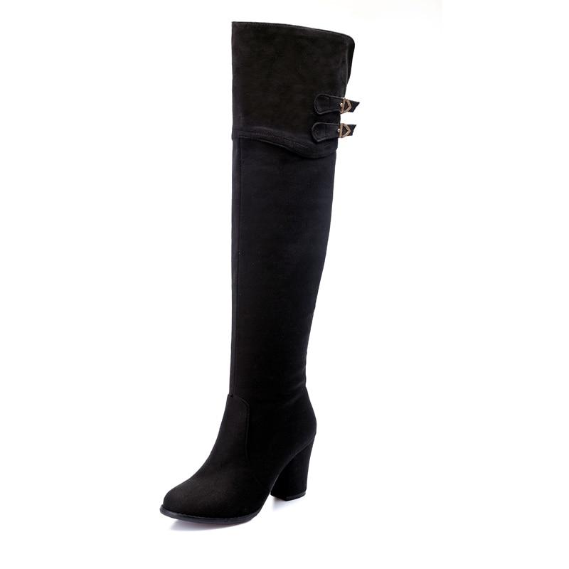 Online Get Cheap Womens Blue Suede Boots -Aliexpress.com   Alibaba ...
