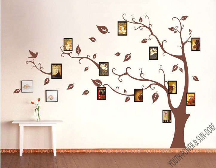 A Simple Tree Wall Sticker Is One Of The Most Beautiful Things You Can Add  To Your Nursery And Will Add A Great Amount Of Whimsy And Charm. Part 95