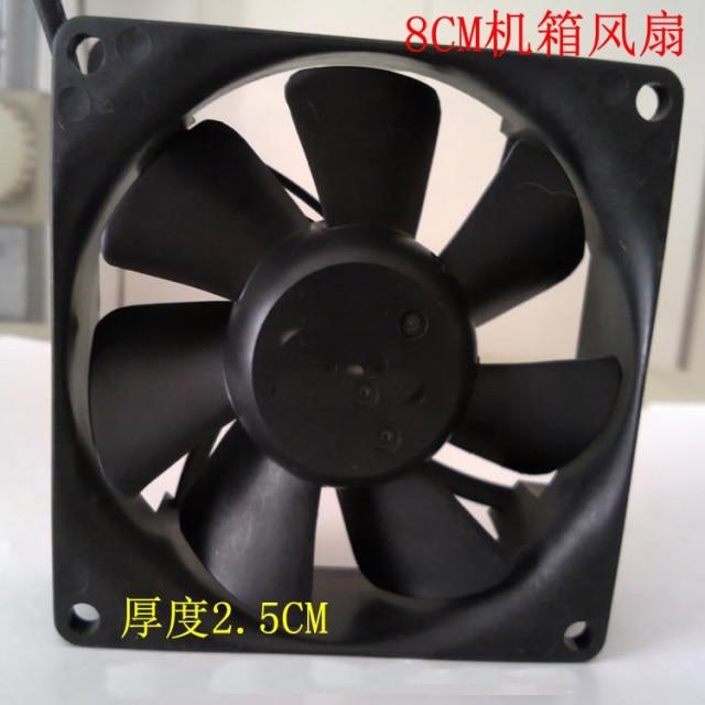 Sxdool pudc12z4-042 12 В 0.16a 80*80*25 мм инвертор Сервер вентилятор охлаждения
