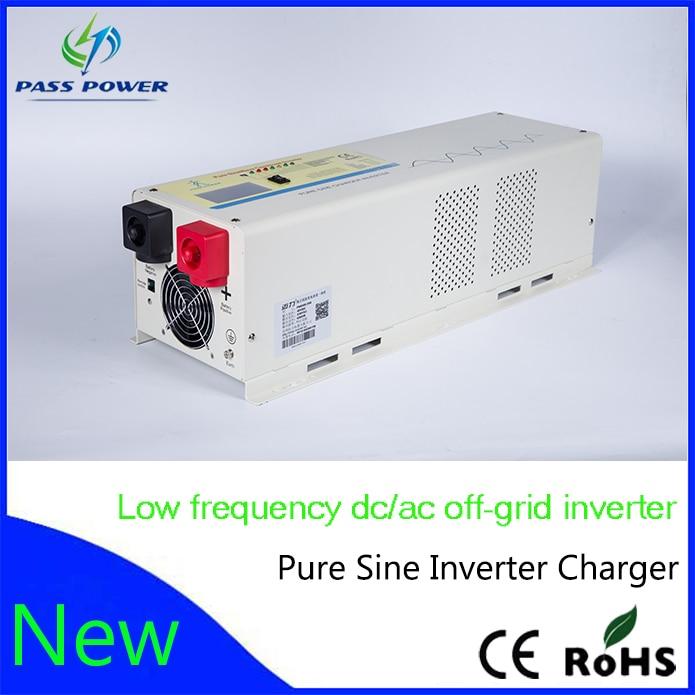 solar air conditioner home solar systems off grid inverter 5000w solar power inverter 24v/48v to 220v/230v/240v 3d systems projet 5000