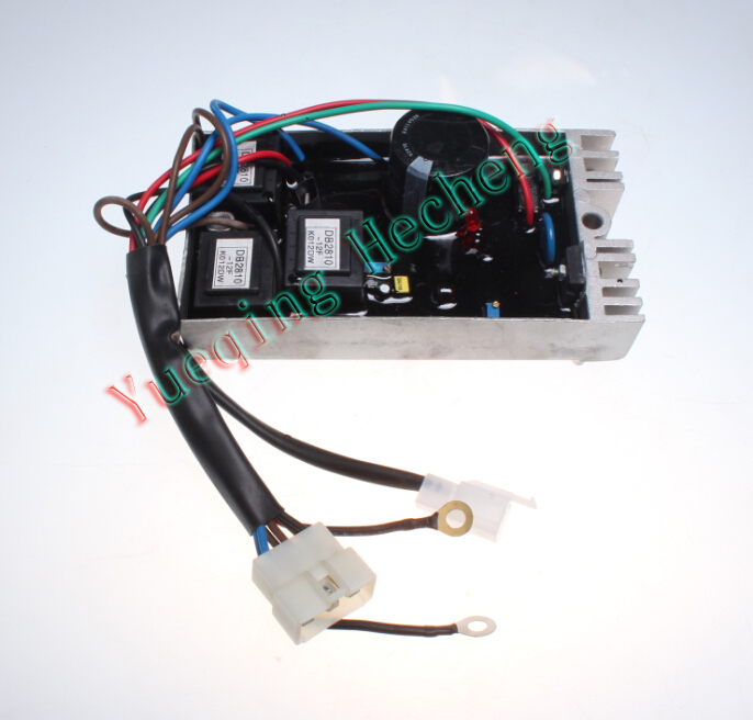 Generator AVR Automatic Voltage Regulator DAVR-150S3 sx460 avr generator voltage regulator board black