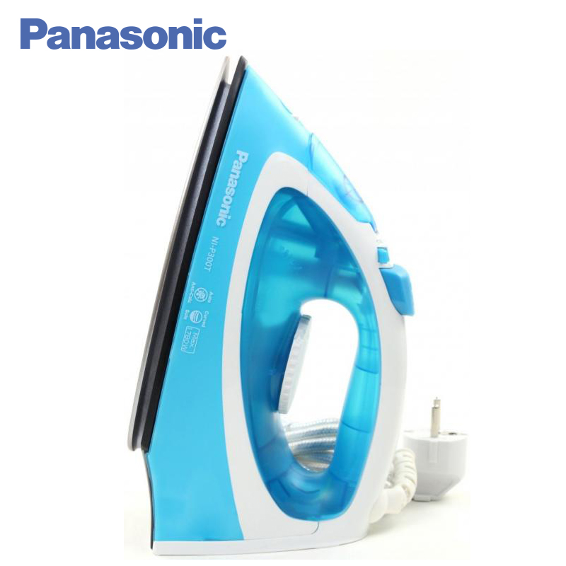 Panasonic NI-P300TATW Electric Iron 1780W Automatic system of protection against the formation of scale formation formation look at the powerful people