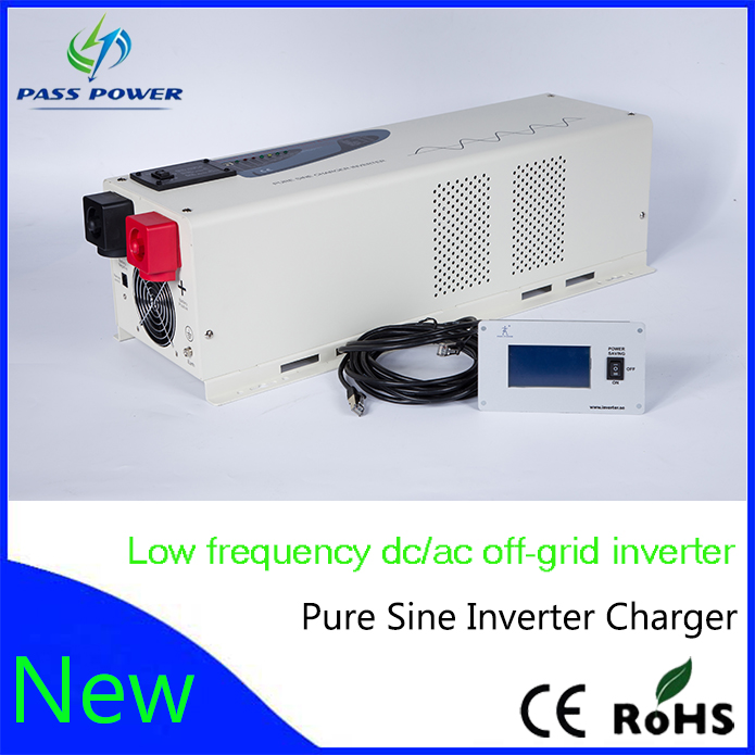 DC/AC inverters,off-grid system hybrid inverter charger,4000w inverters to power small homes/ RV/ boats