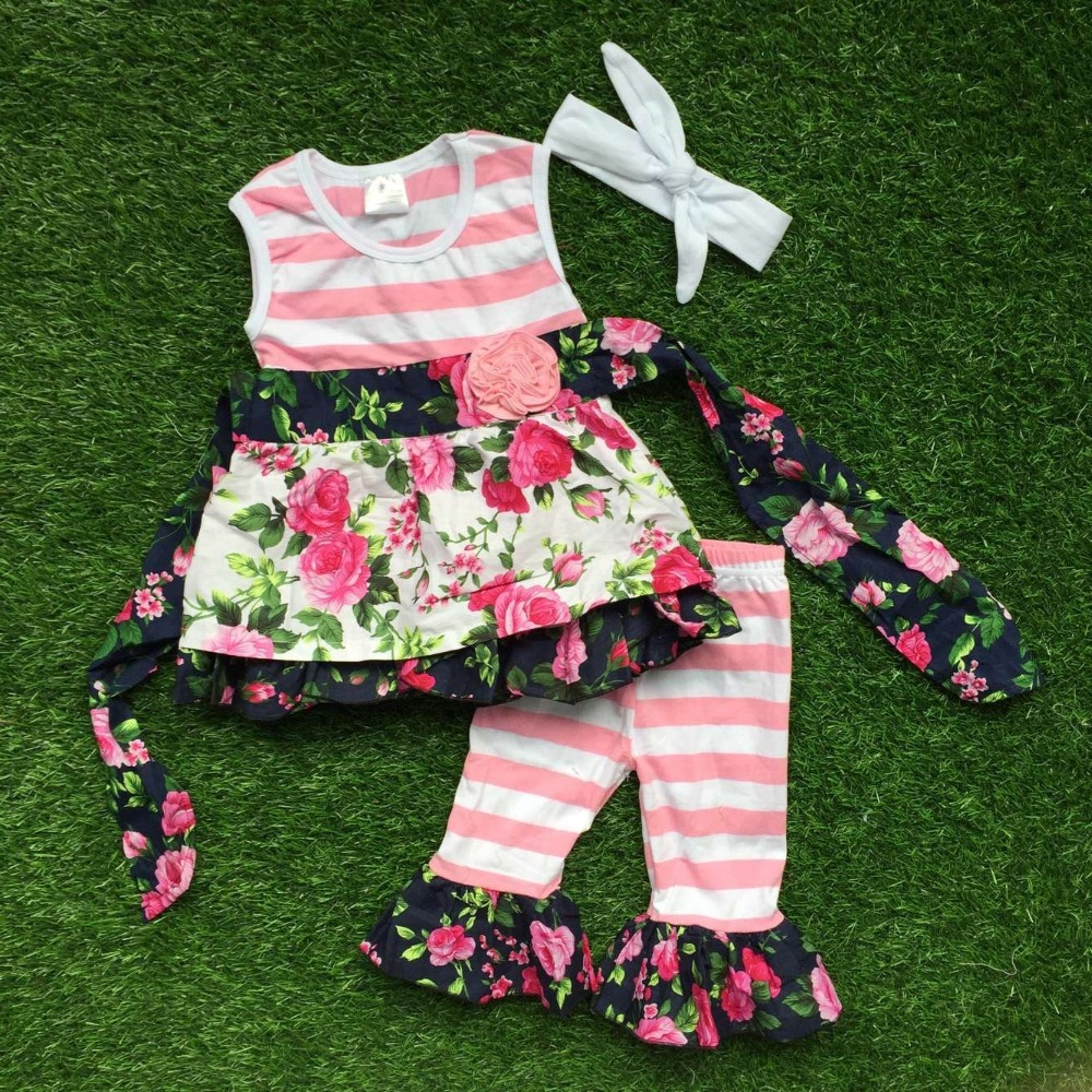 Aliexpress Buy girls summer outfits baby girls