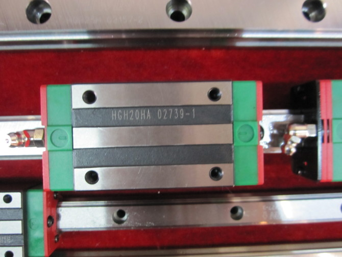 HGR15-400mm Linear Guide 100% HIWIN Native to Taiwan 1pc