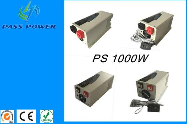 1000 Вт низкая преобразователь частоты для industrical использовать, чистая синусоида и преобразователь вне сети