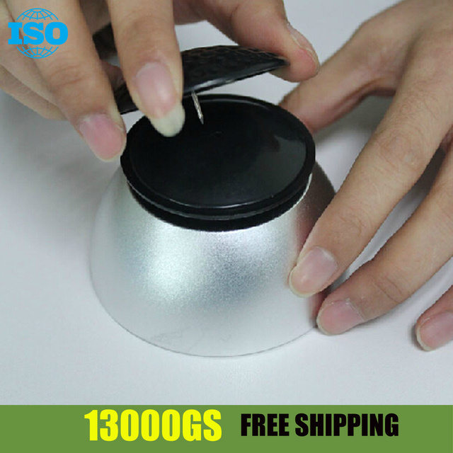 Most Popular EAS System Normal golf detacher Magnetic Security Detacher Tag Remover 13000GS 1pcs free shipping