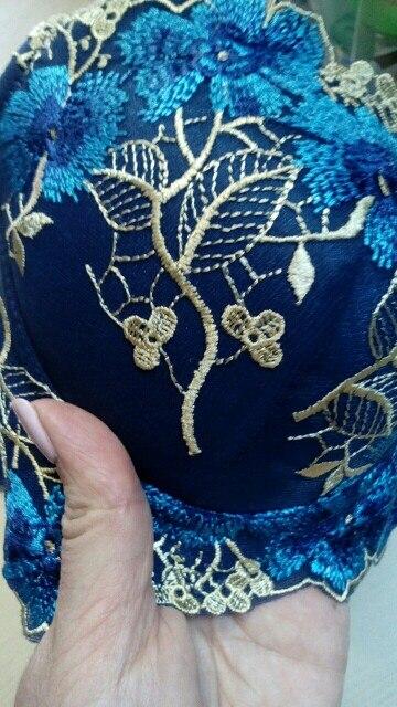 Очень красивый бюстик,качество отличное,цвет яркий,вышивка красивая,очень рекомендую, доставка до Казани около месяца,с продавцом не общалась.