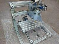 Nieuwe GRBL mini CNC machine Hout Router XYZ 3 As Pcb Frezen cnc Machine DIY Houtsnijwerk PVC Graveur