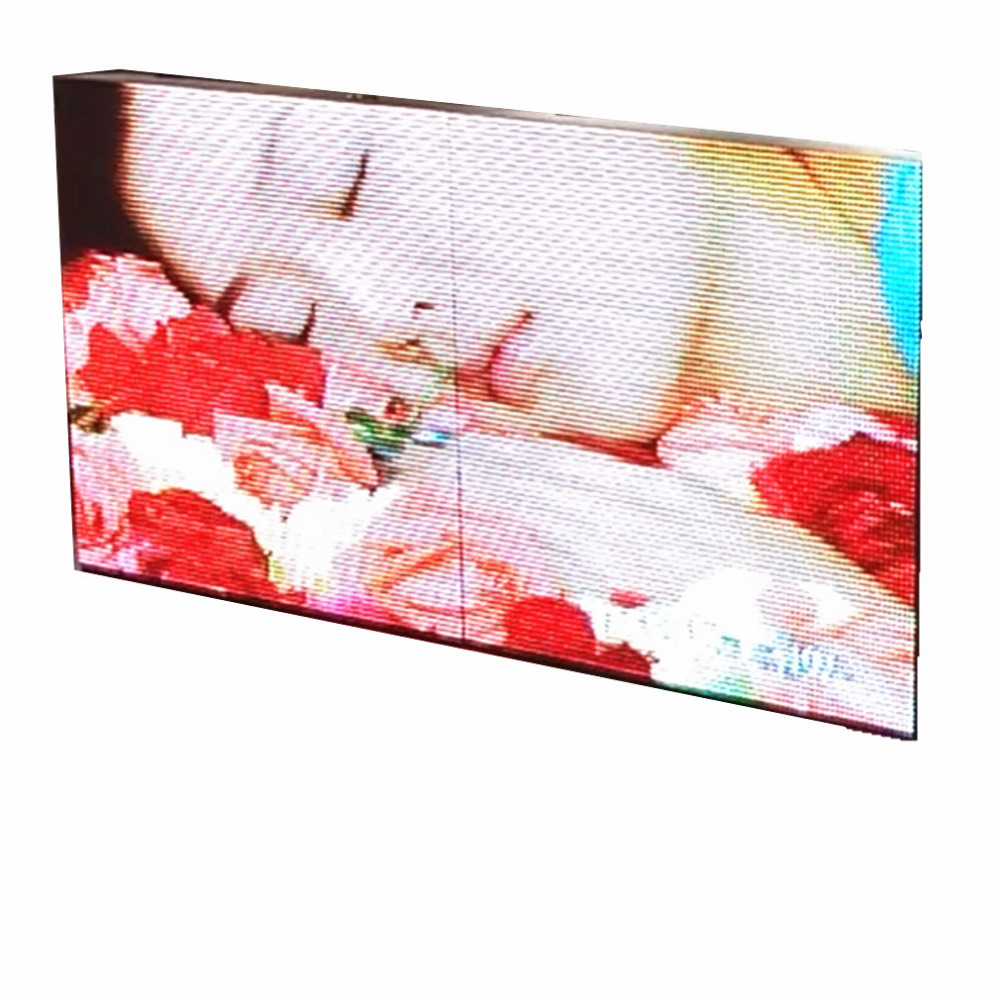 96*96cm Splicable P10 Outdoor Waterproof RGB Full Color HD Video LED Display Advertising Board LAN Programming Message Led Sign