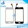For Samsung Galaxy J1 J100 J100H J100F touch screen digitizer front panel lcd glass with flex cable 1 piece free shipping