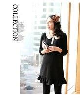 стоит питер полиэтилена осень весна длинный рукав с зануда хлопок для беременных одежда для беременных женщины платье одежда