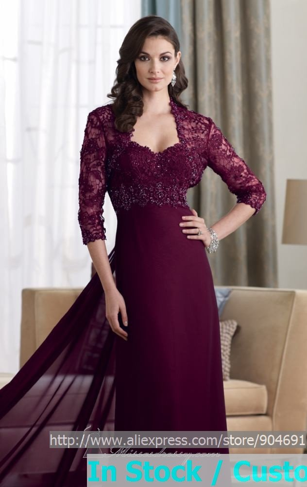 Long Formal Dresses with Jackets