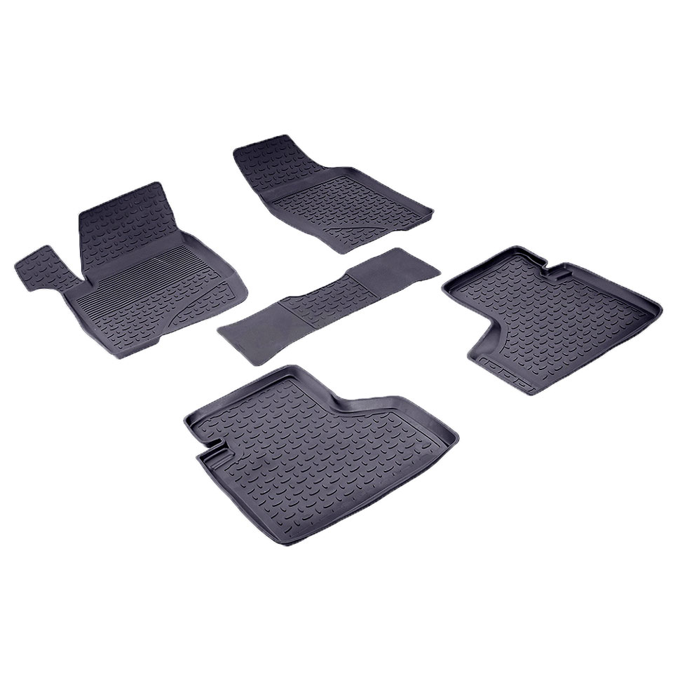 Rubber floor mats for Chevrolet Niva 2002 2004 2006 2008 2009 Seintex 84834 rubber floor mats for chevrolet niva 2002 2004 2006 2008 2009 seintex 84834
