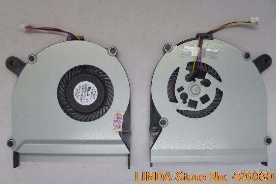 Ноутбук Охлаждающие подставки Вентилятор Для ASUS S400CA S400E X402C X402E S500C S500CA X502CA UDQFRYH88DAS 13NB0051T01011 DC 5 В 0.24A
