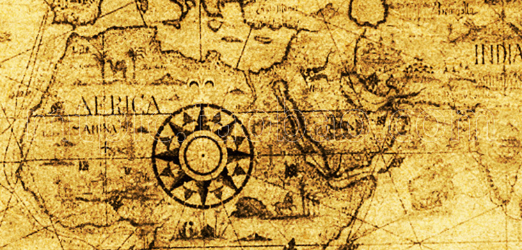 Vintage canvas mappaintings of old world antique imitated vintage canvas mappaintings of old world antique imitated sailingtreasure map for home decoration photographic background in painting calligraphy from gumiabroncs Image collections