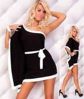 платье дл, клубы платья, один размер, dl2395