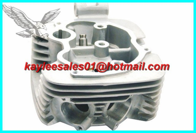 CG150 CYLINDER HEAD COMPONENT-2