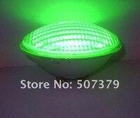 бесплатная доставка! Сид par56 из светодиодов бассейн светильник 18 вт с РГБ автоматического управления