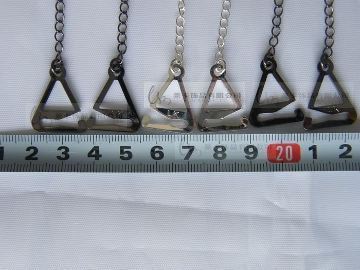 Metal Adjustable Silver Black Bra Shoulder Strap Rhinestone Bra Shoulder Strap Double Beads Clip Bra Underwear Shoulder Straps 12