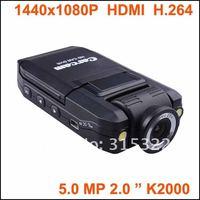 прямая поставка новое постулат настоящее 5.0 1, 0-мегапиксельная полный HD 1080 р нарушителя автомобильный регистратор фотоаппарат бесплатная доставка