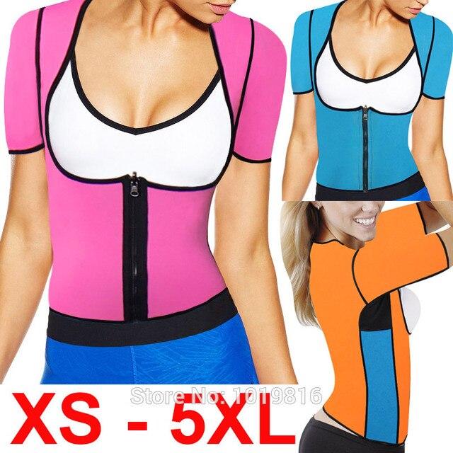 2016 новый XS-6XL плюс размер женщины пот повышения талии корсет талии тренер сауна костюм сексуальная жилет горячая shaper body E85