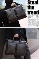 натуральная кожа наплечная сумка кроссбоди мешок мужчины в сумочка сумка-тоут лэптоп мешок портфель