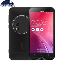 Original ASUS Zenfone Zoom ZX551ML 5.5'' 13.0MP RAM4G ROM 64G 2.3GHz Smartphone Quad-core quick charge Mobile phone