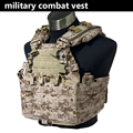 Military combat vest Real 1000D oxford cloth US Seals MOLLE MMAC-R fast to wear off TACTK tactical Hunting Airsoft PaintballVest
