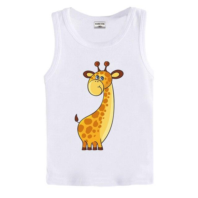 DMDM PIG Summer Kids Children's Clothing 3D T Shirt Baby Boy Girl Clothes T-Shirt Teens T-Shirts For Boys Girls 5 years Tshirt 4