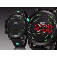 Horloges Mannen Quartz Watches Datum LED Complete Calendar Watch Top Luxury Outdoor Watch Men Famous Casual