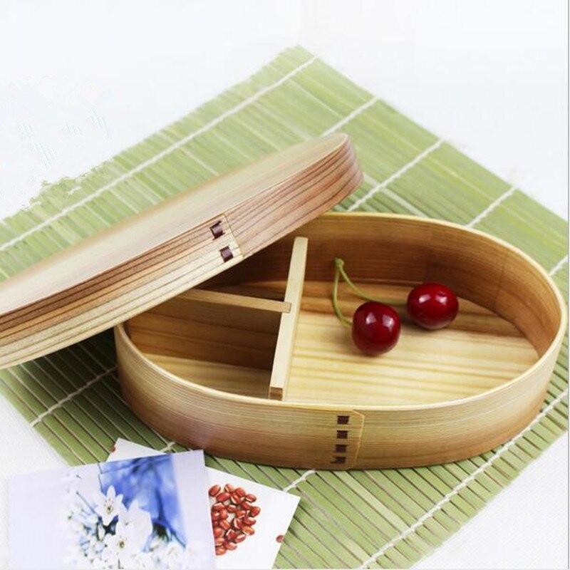 Scatola di pranzo di stile giapponese cucina strumento Naturale di ...