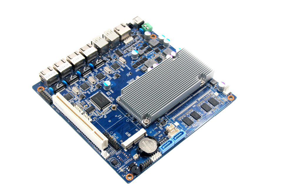 4 network NIC router motherboard  D2550 server mini itx mainboard 4 port lan mother boards for Network Security 4 network nic router motherboard d2550 server mini itx mainboard 4 port lan mother boards for network security