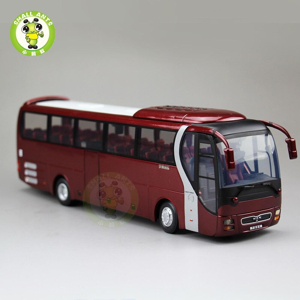 1:43 Schaal MAN, Lion's Ster Diecast Bus Coach Modellen Speelgoed YuTong Bus ZK6120R41-in Diecast & Speelgoed auto´s van Speelgoed & Hobbies op  Groep 2