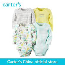 4 pcs bébé enfants enfants D'origine Combinaisons de Carter 126G362, vendu par Carter de Chine boutique officielle