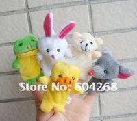 младенцы плюш игрушка, палец куклы, куклы вручную, 100 шт/много