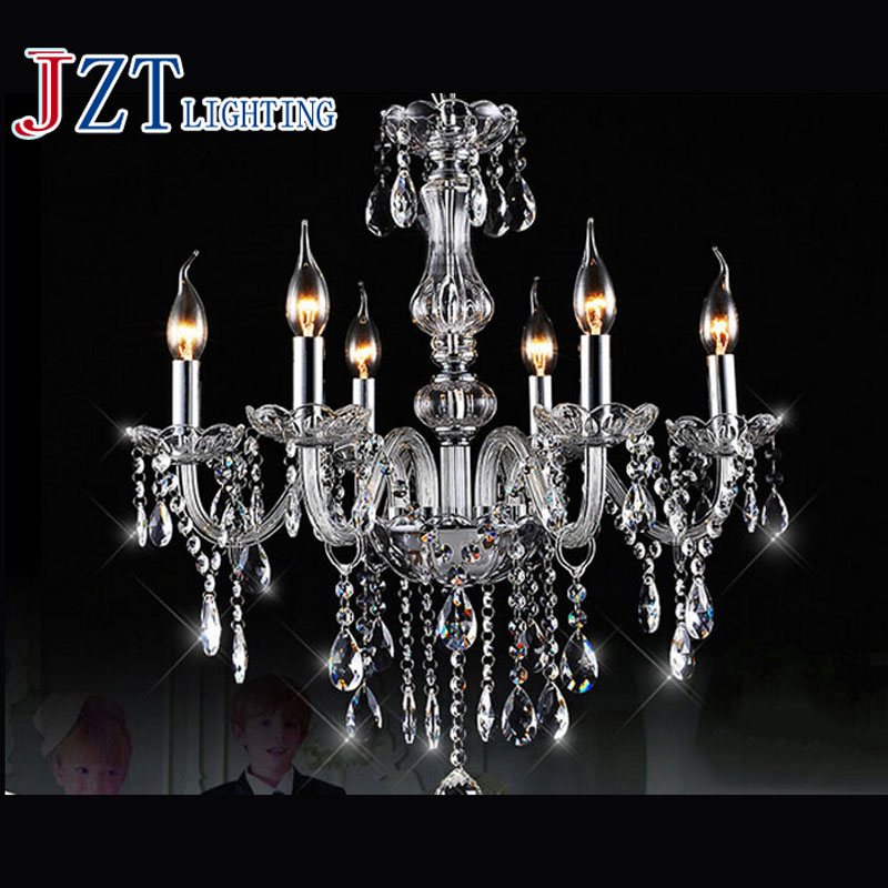 M Best Price European Gold crystal Large chandelier 6 Arm Luxury Modern  Gold transparent K9 Crystal nema43 best price 6 0a 12nm 115mm