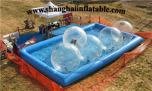 FACTORY PRICE inftatable pool outdoor swimming pool for children