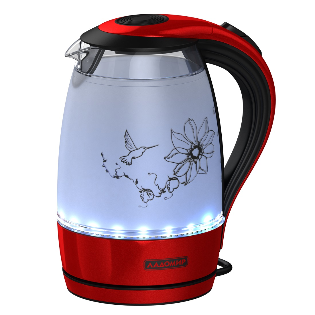 Electric kettle Ladomir 133